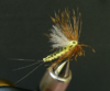 EXTENDED MAYFLY YELLOW